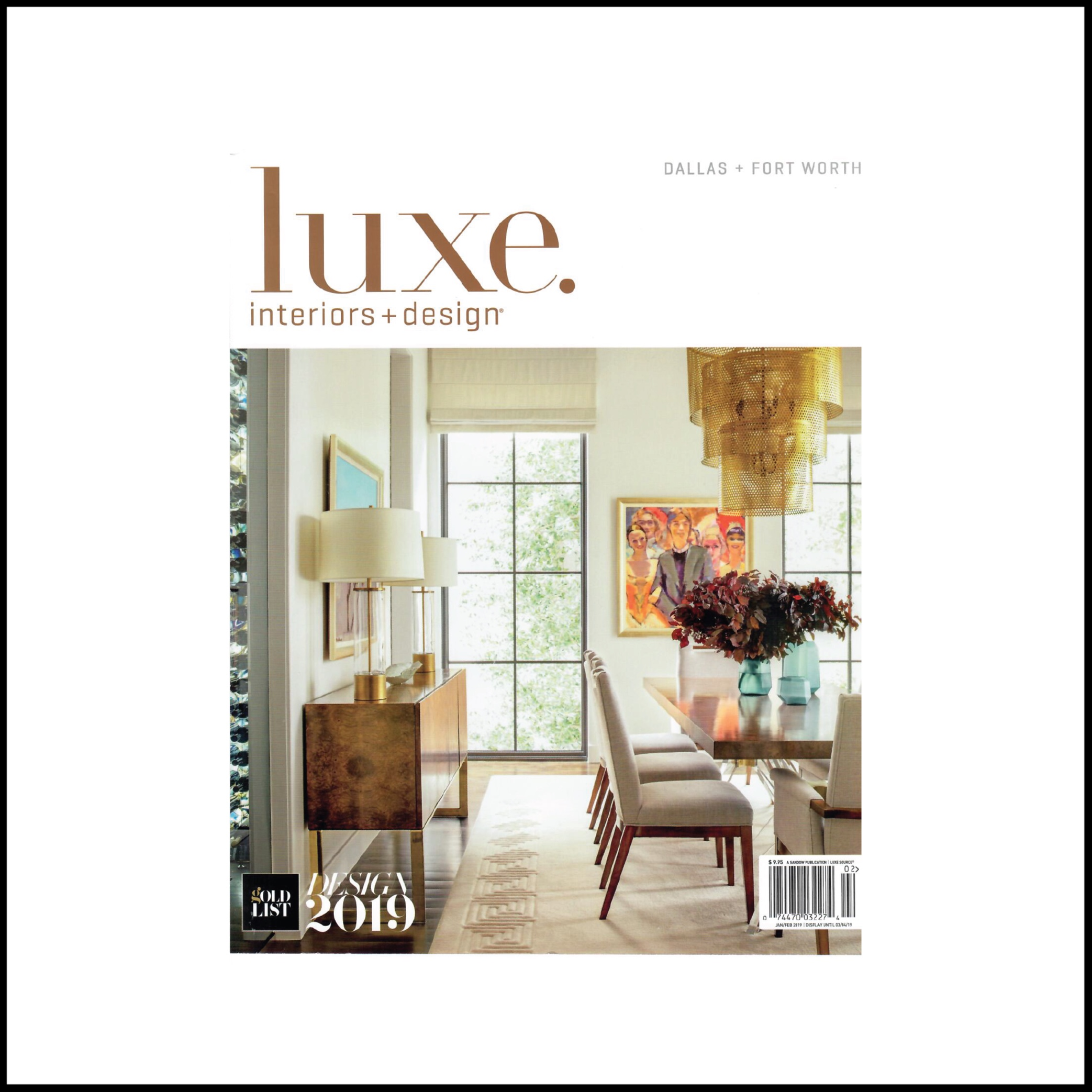 Luxe - Jan/Feb 2019