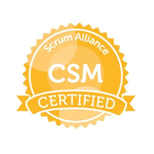 certified scrum master class