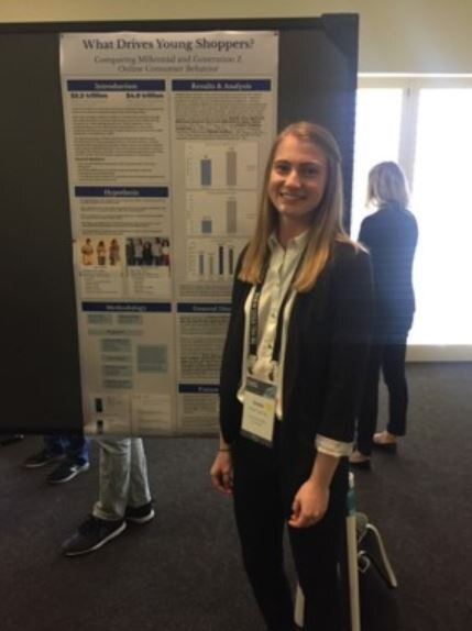 Krista Lauring | Placed 1st for Research Poster 2019