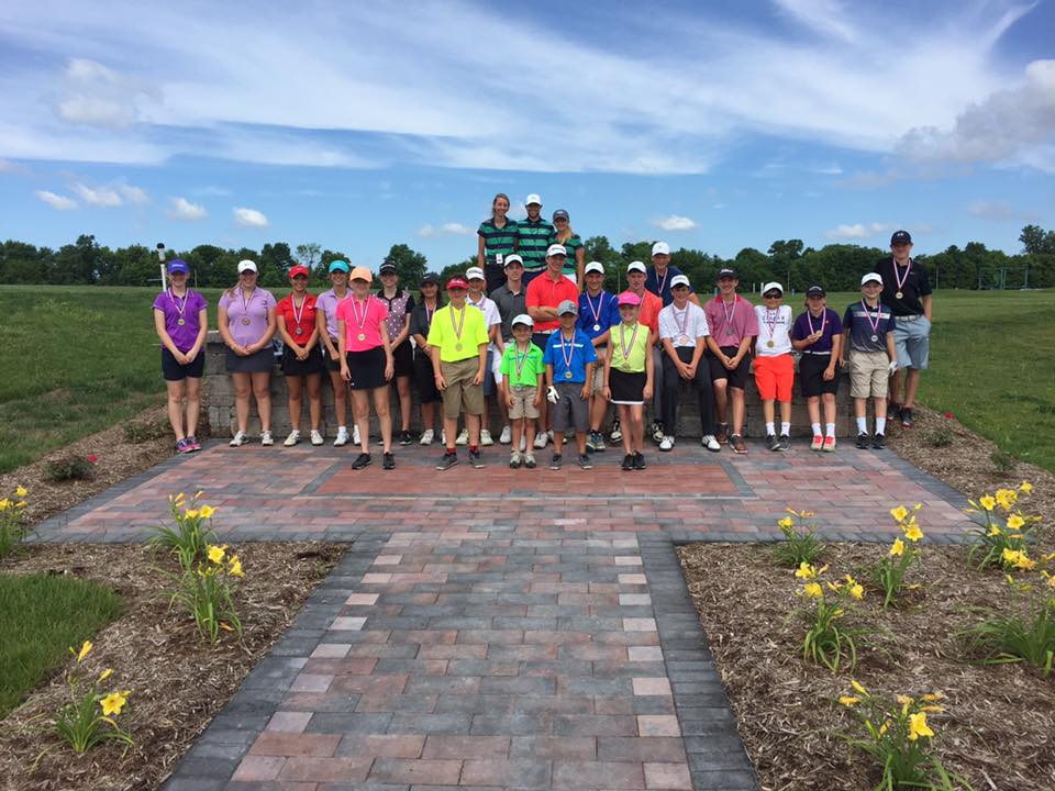 First Hieronymus Junior Golf Tournament at the KLGC