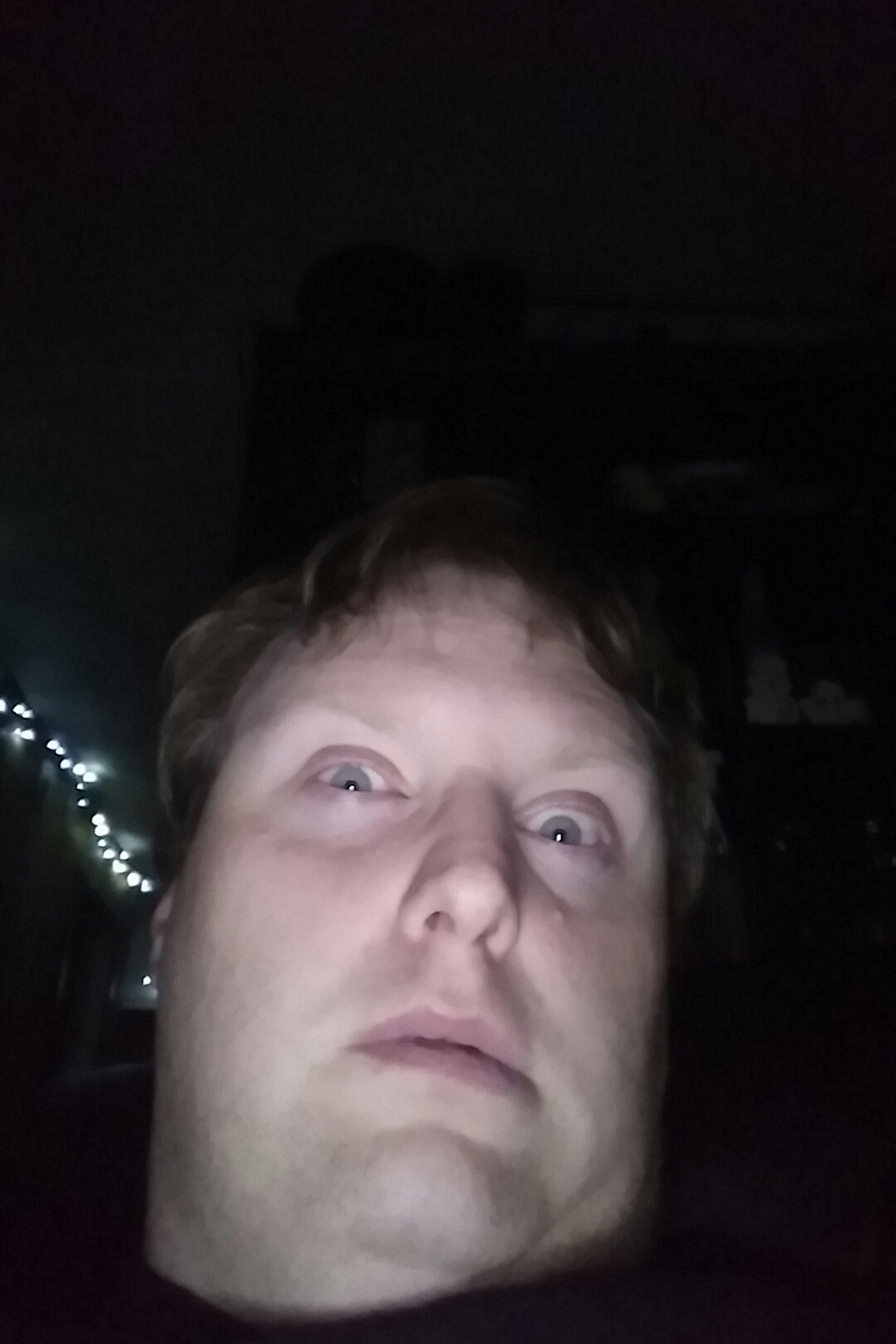 Blair Witch selfie