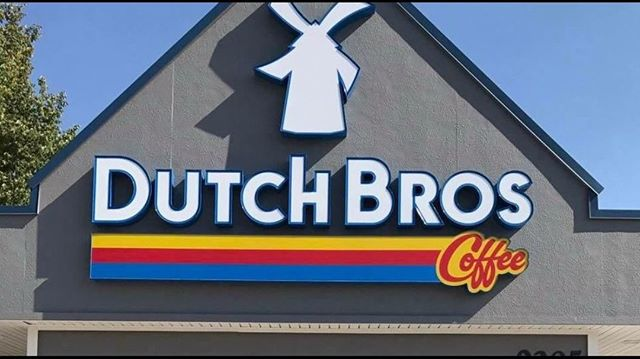 What's a great place you like to go to for lunch? We like to treat ourselves to coffee once a week and there are plenty of places near us, including @dutchbrosvegas