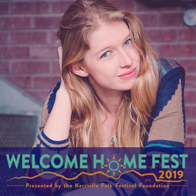 Don't miss the inaugural Welcome Home Fest hosted by the Kerrville Folk Festival Foundation on October 11th-13th! Sweet 'Shine will be supportin' our main girl, Rachel on Saturday! Get your tickets, and we'll see you out there!! @kerrfolkfest @kerrvilletx