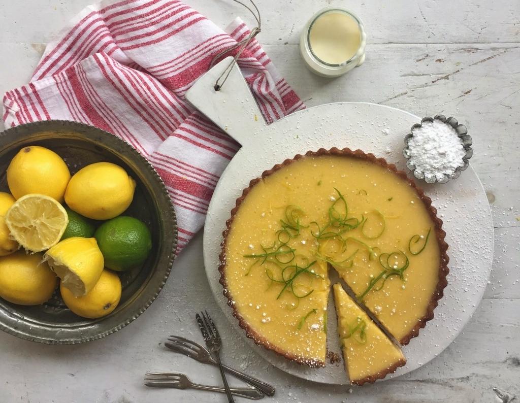 lemonlimetart