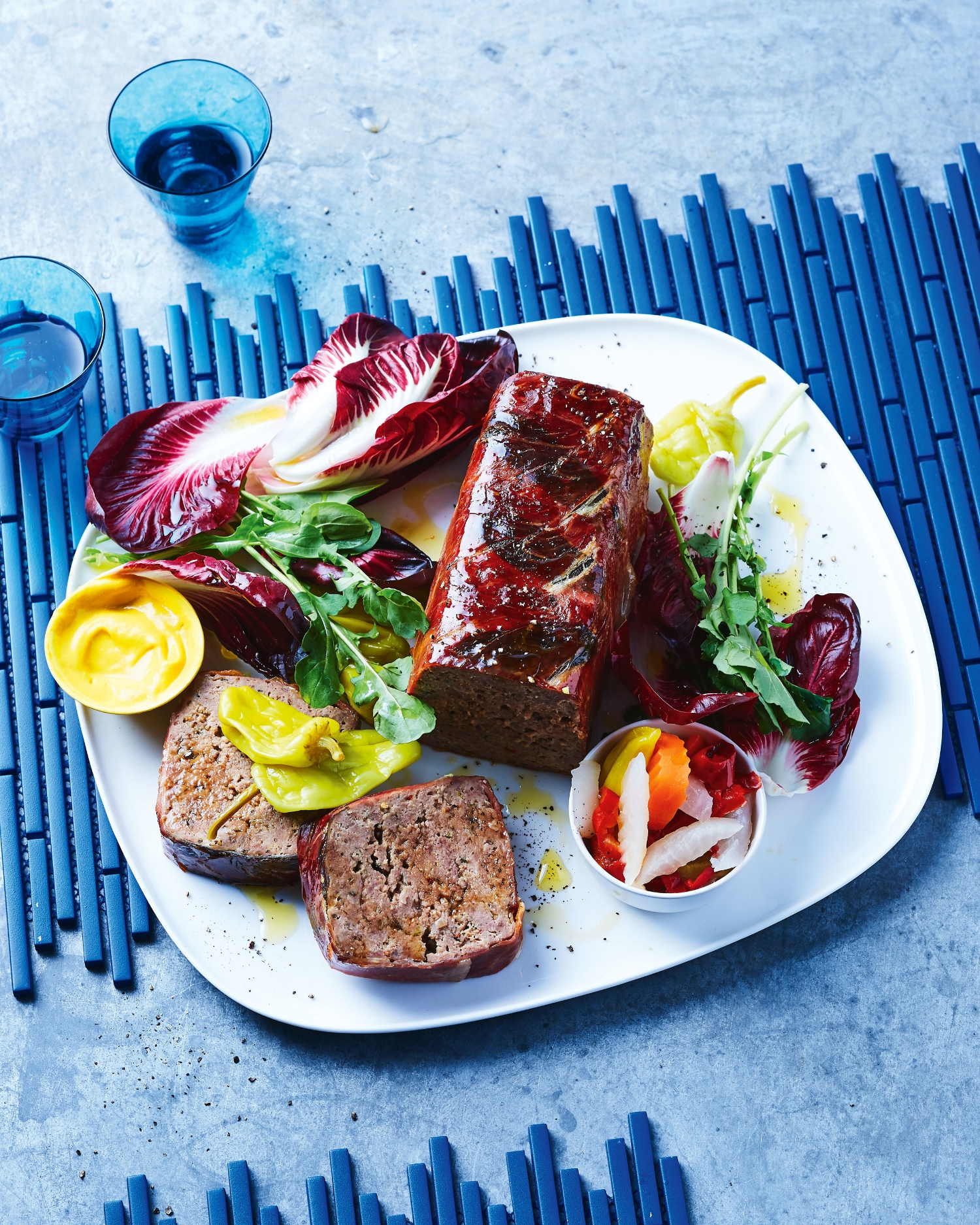 Meatloaf recipe Hayden Quinn