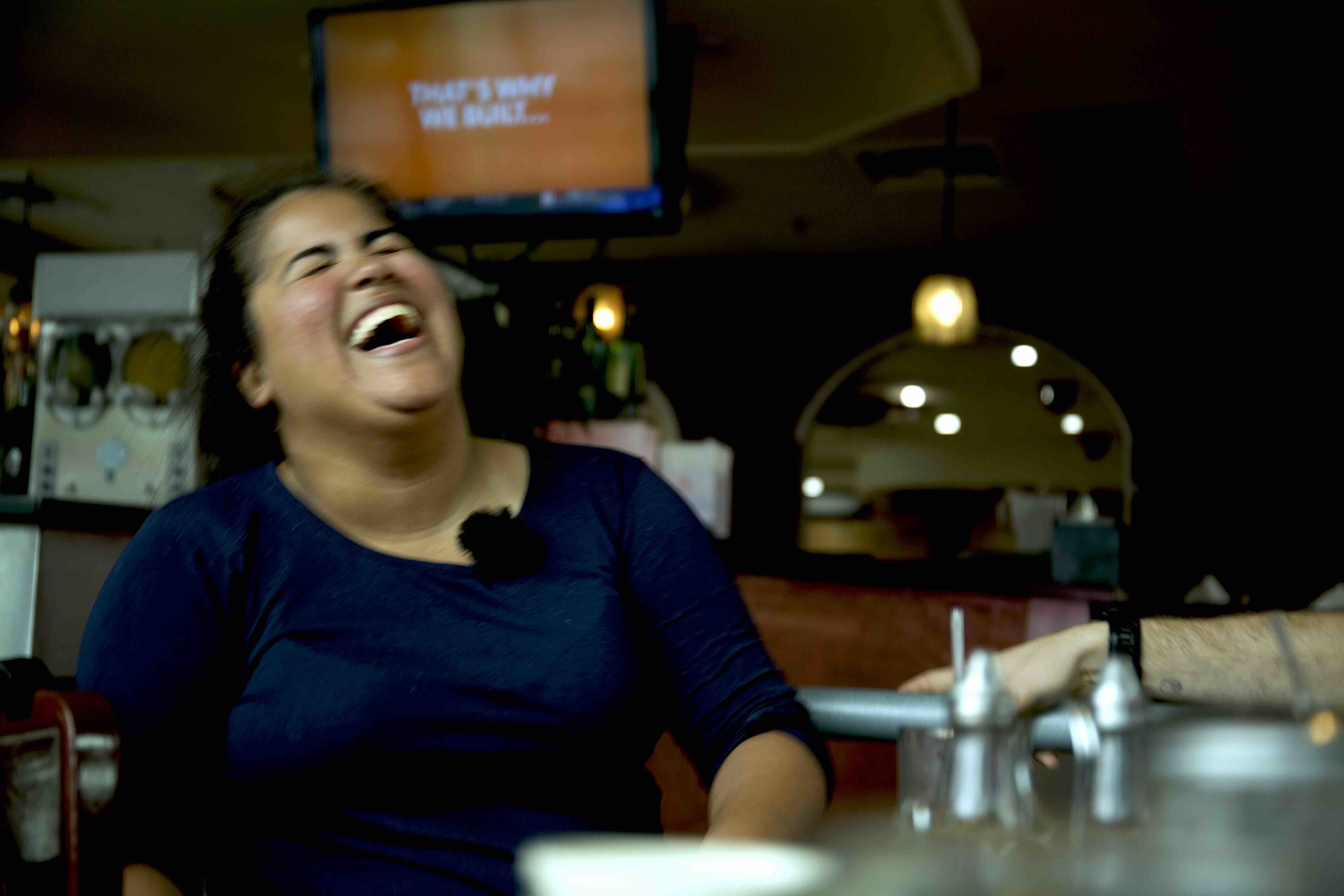 Ashlynn Salzano on The Roving Mic Podcast by Hayden Quinn