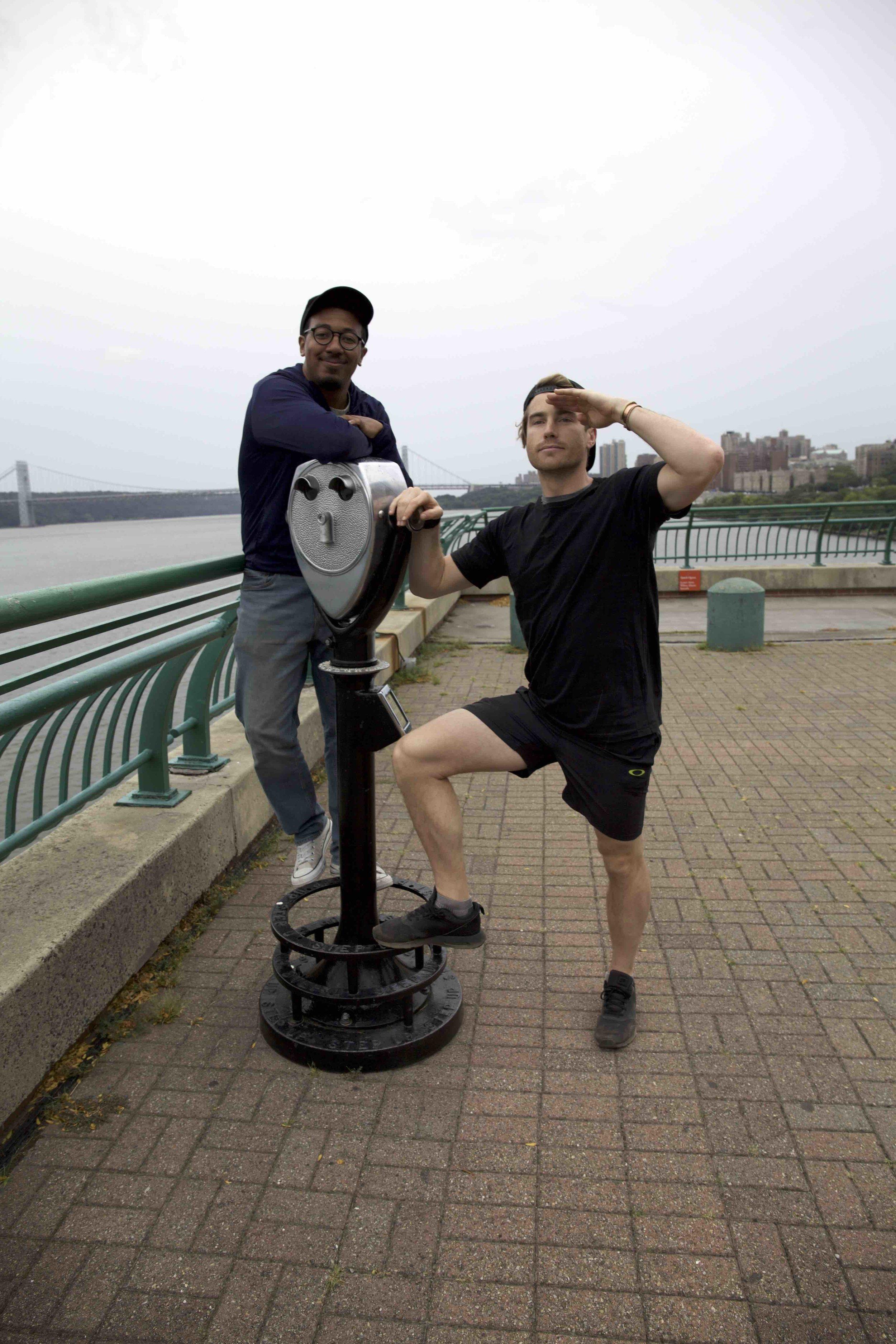 Dillon Stevenson on The Roving Mic Podcast by Hayden Quinn