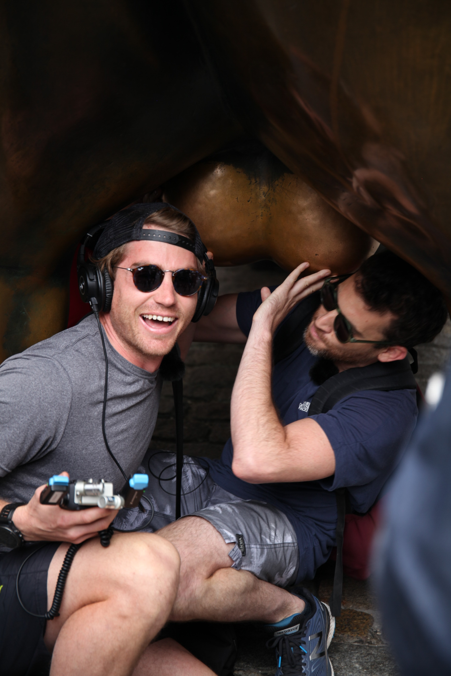 Chris Metcalfe on The Roving Mic Podcast by Hayden Quinn