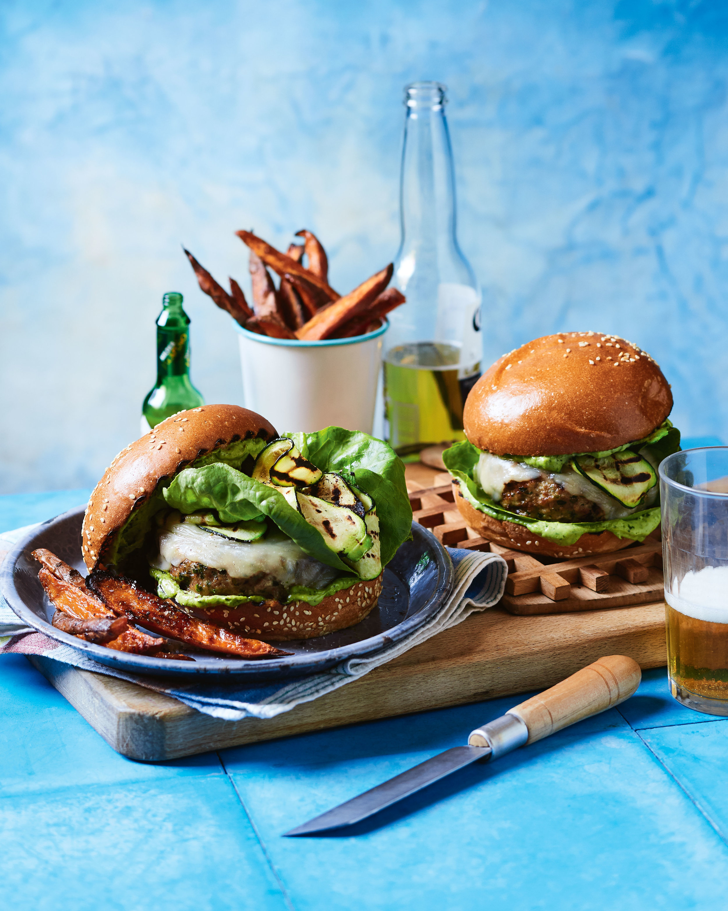 HAYDEN QUINN BURGER RECIPE