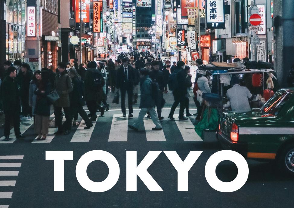 Tokyo Travel Guide - Hayden Quinn