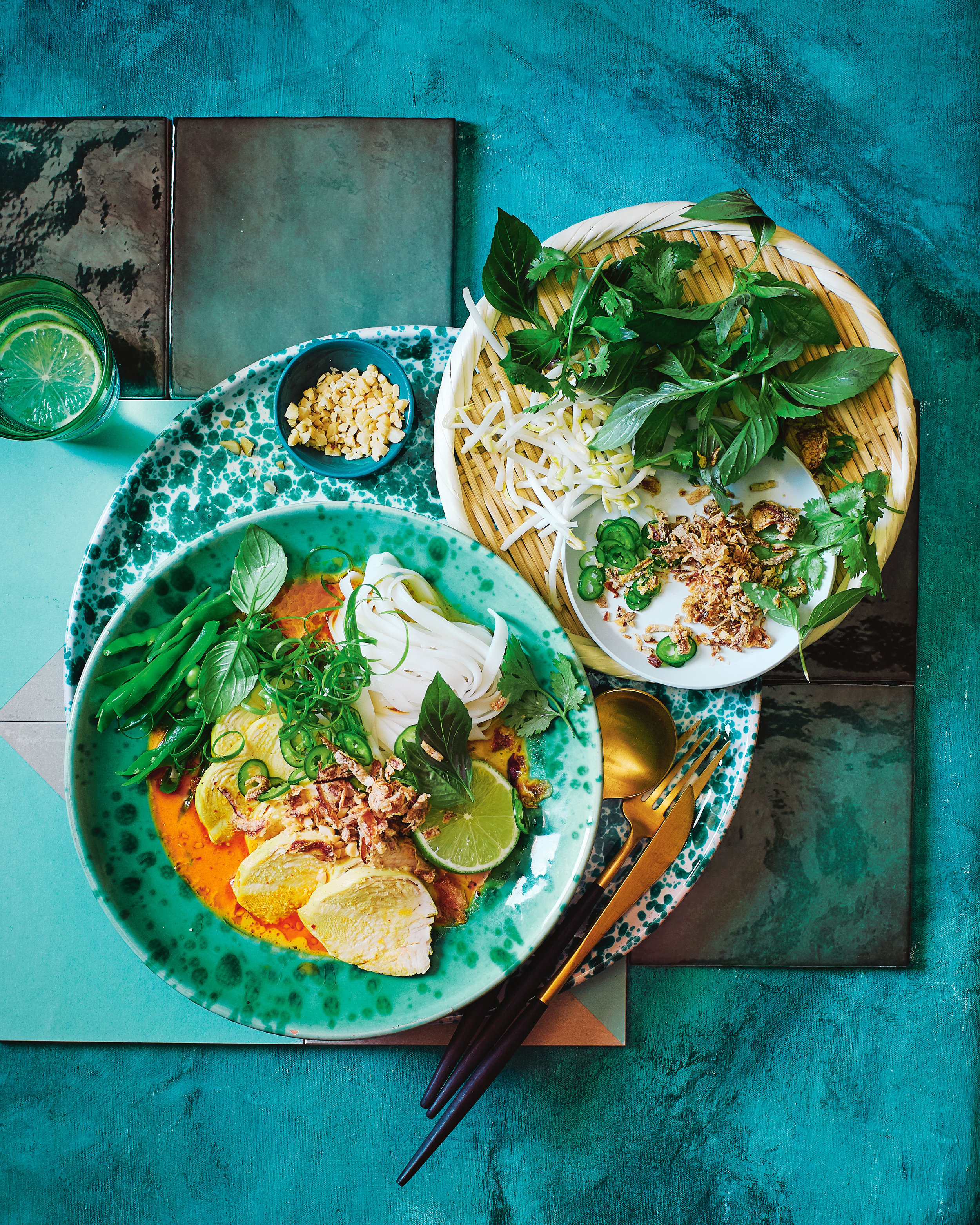 Hayden Quinn Chicken Coconut Noodle Recipe