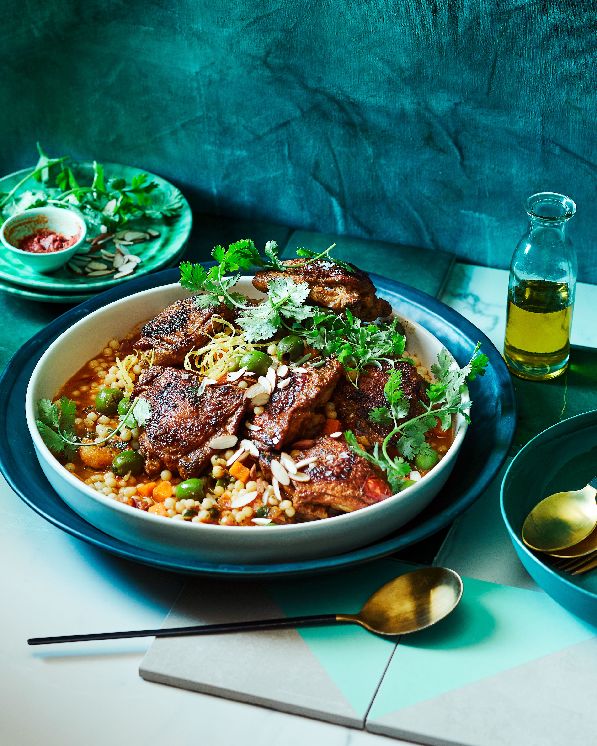 Chicken and Apricot Tagine Recipe Hayden Quinn