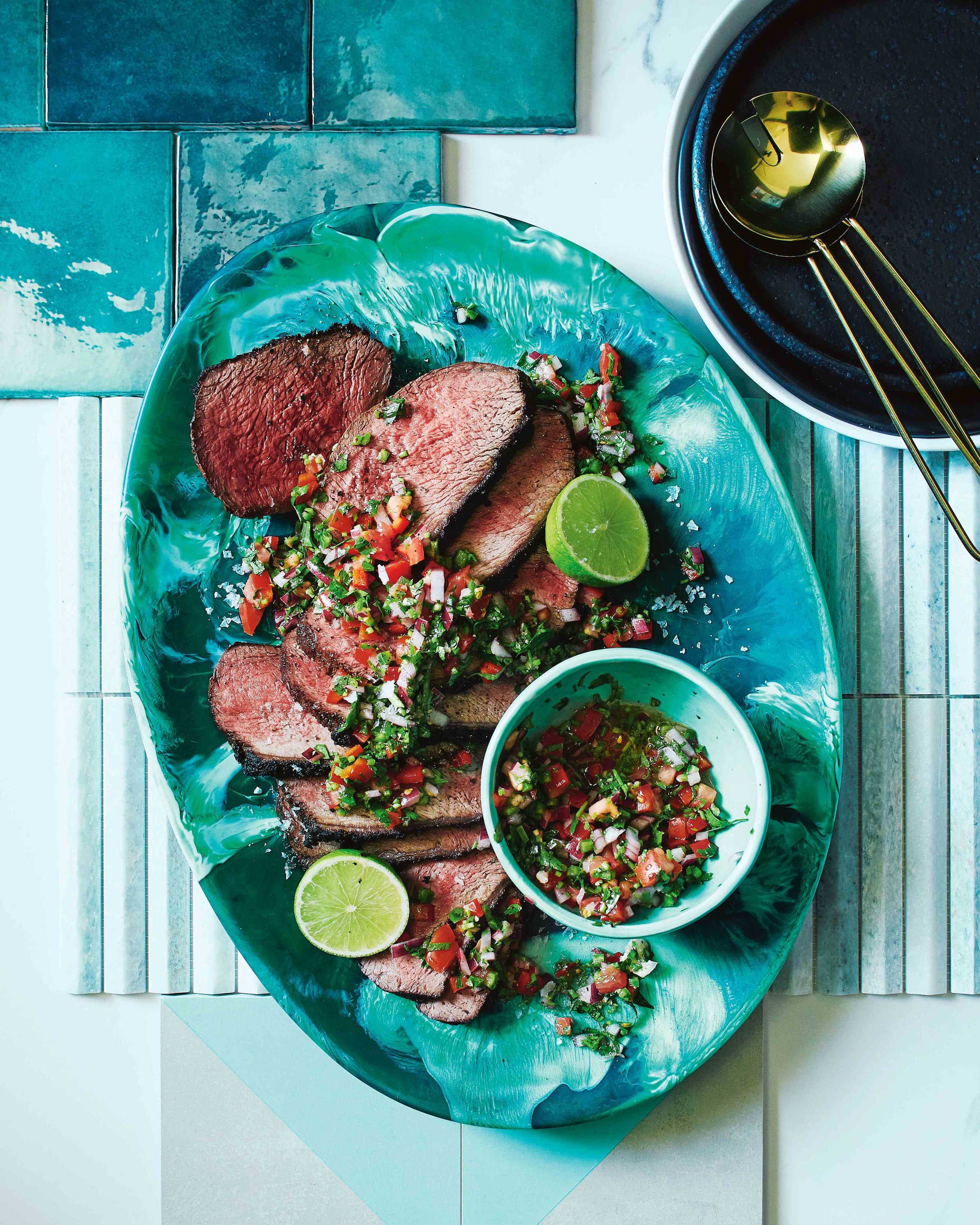 RUMP STEAK Recipe by Hayden Quinn
