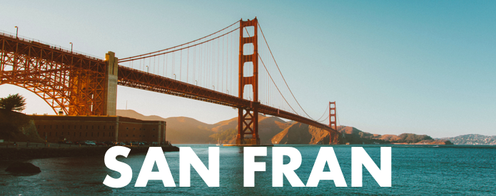 San Fran Travel Guide - Hayden Quinn