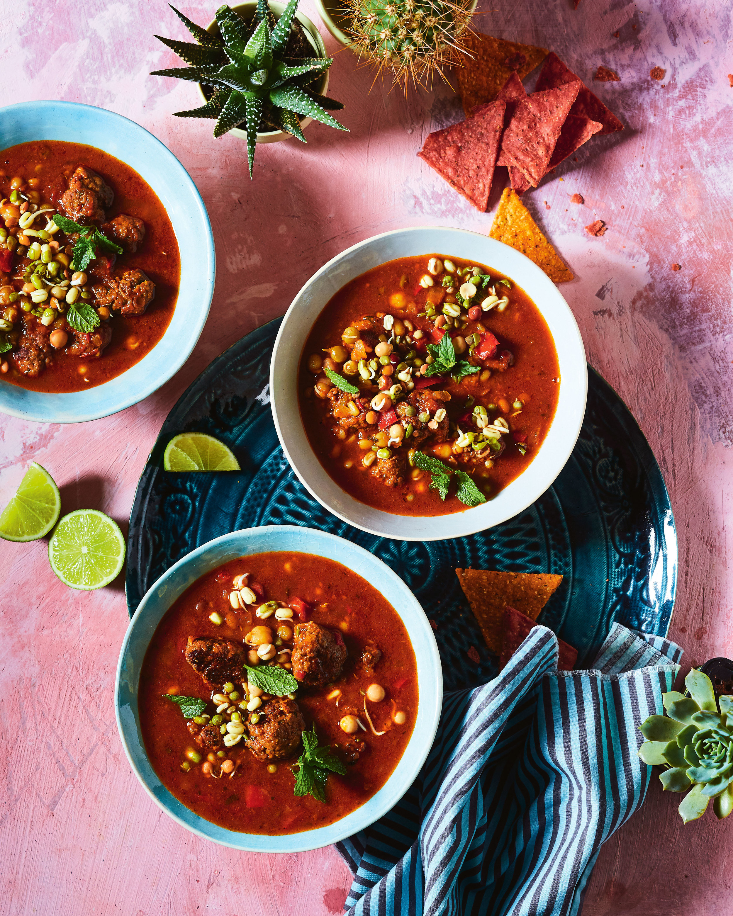 Hayden Quinn Recipe Meatball Soup