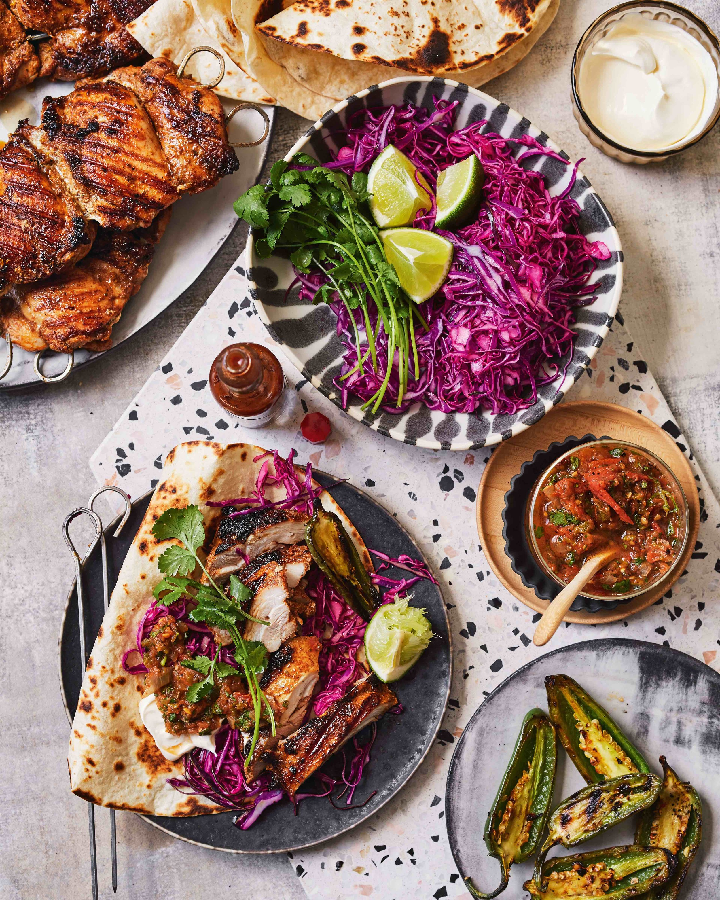 hayden Quinn recipe mexican chicken