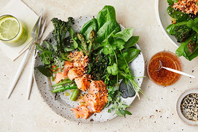 Maple Glazed Salmon Hayden Quinn Recipe