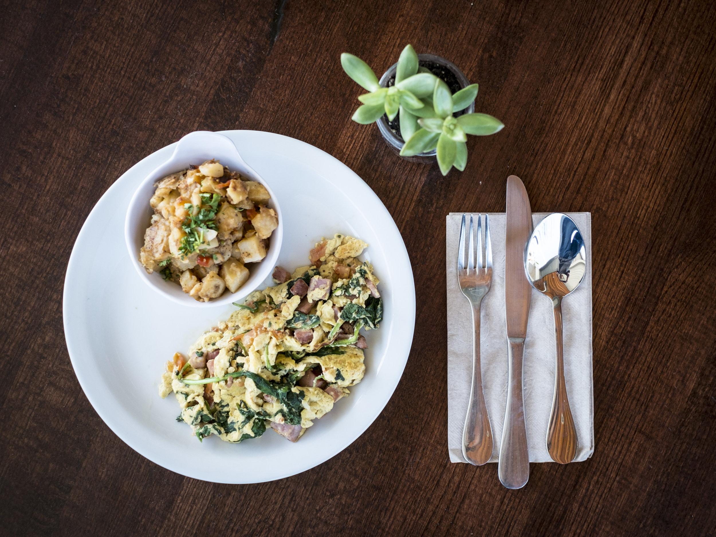 Ham and Spinach scramble.jpg