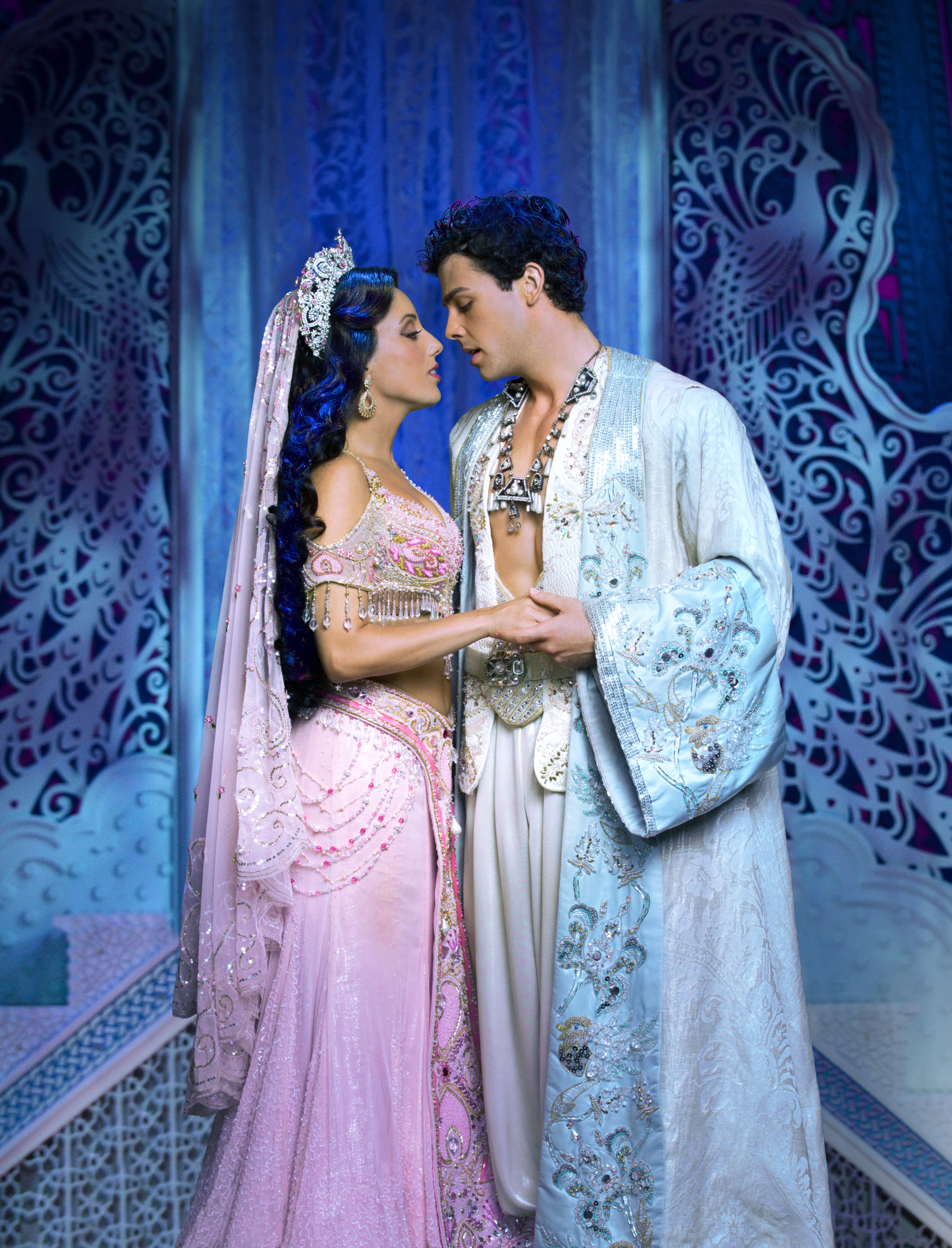 Aladdin The Musical - The Wedding