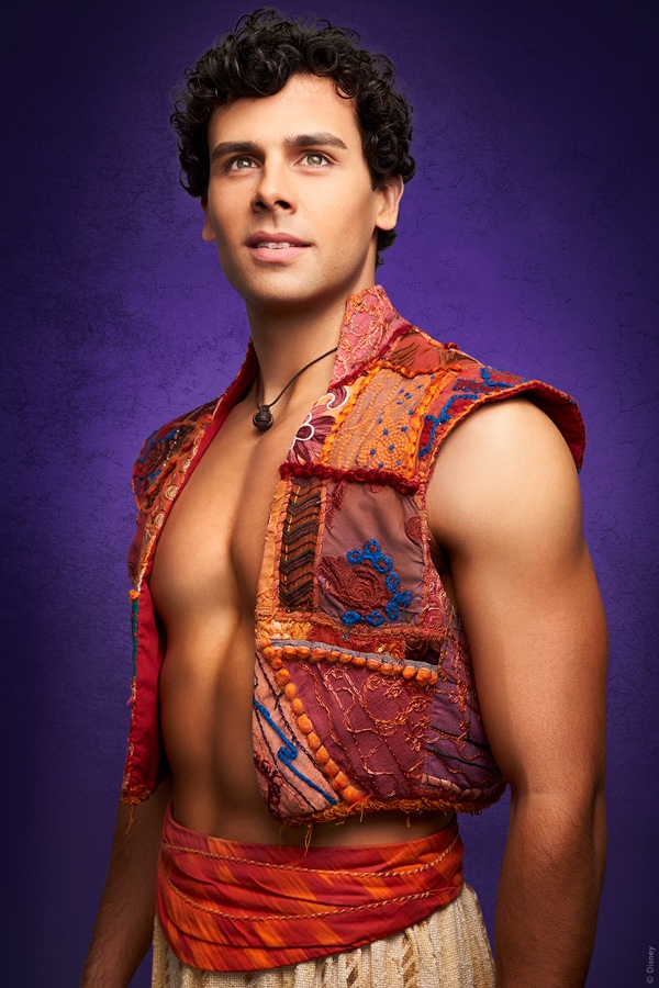 Aladdin the Musical - Aladdin