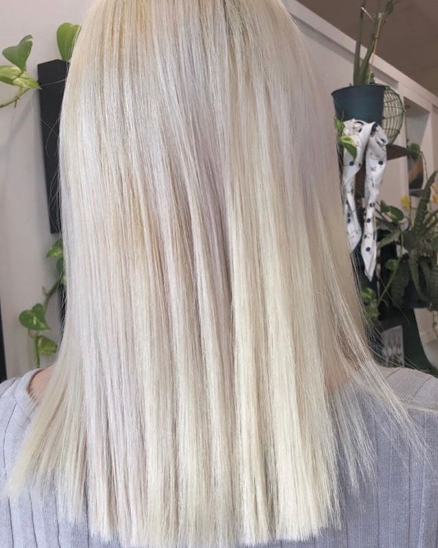 ' NO GAPS ' Show pony tape extensions! We believe in miracles! Post op hair loss now filled! Not only are tapes used for length fullness and glamorous looks, but can also give you the confidence back with filling those gaps! Check out the before!  BOOK FOR FREE CONSULT ✨ Pm us or call phone: 49428859 Book with Wik Or Danyell *colour not done by avaia hair * just extension application.  #goldwellaus #avaiahair #hairgoals #hairenvy #avaiadifference #iamgoldwell #mackayhairdresser #goldwellausapproved #avaiahairinspo