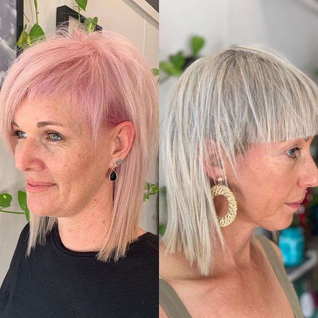 Danielle and Renee have been rocking out some Suck Haircuts since Hair Expo Last weekend! The Salon is Buzzing the Creative Juices are Flowing!  Who else is keen for something Fresh and New?  #radcuts #goldwellaus #goldwellcolorforacause  #avaiahair #hairgoals #hairenvy #avaiadifference #iamgoldwell #mackayhairdresser #goldwellausapproved #avaiahairinspo #purepigmentsatavaiahair #purepigments #purepigmentsgoldwell