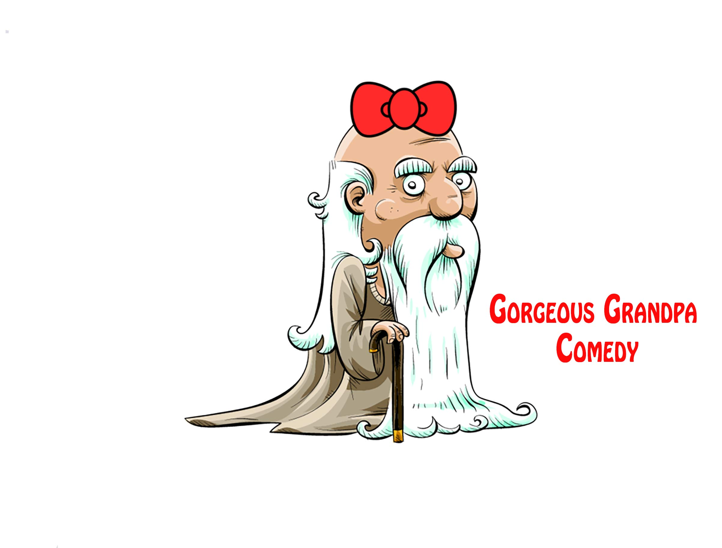 Music For Comedy -   Gorgeous Grandpa Comedy