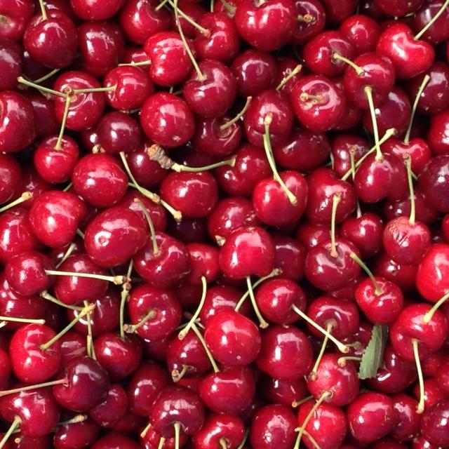 Cherries - Swannanoa &  Tram Road