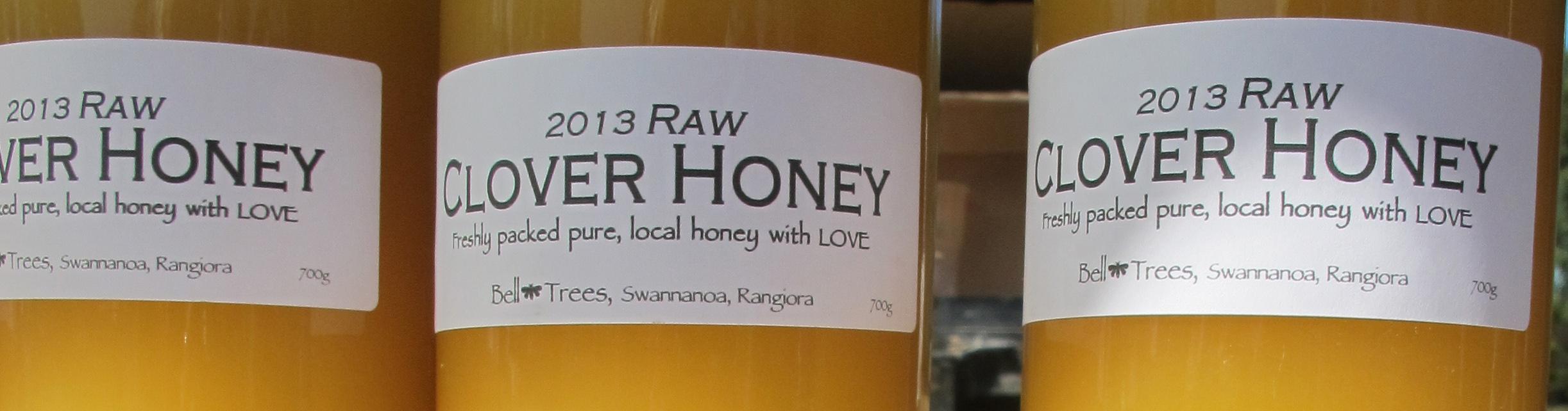 Bees Trees for Honey - Swannanoa