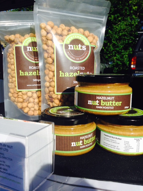 Canterbury Nuts; Clarkville (Summer)