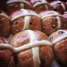 Stony Creek and all serious bakers for the seasonal Hot Cross Bun