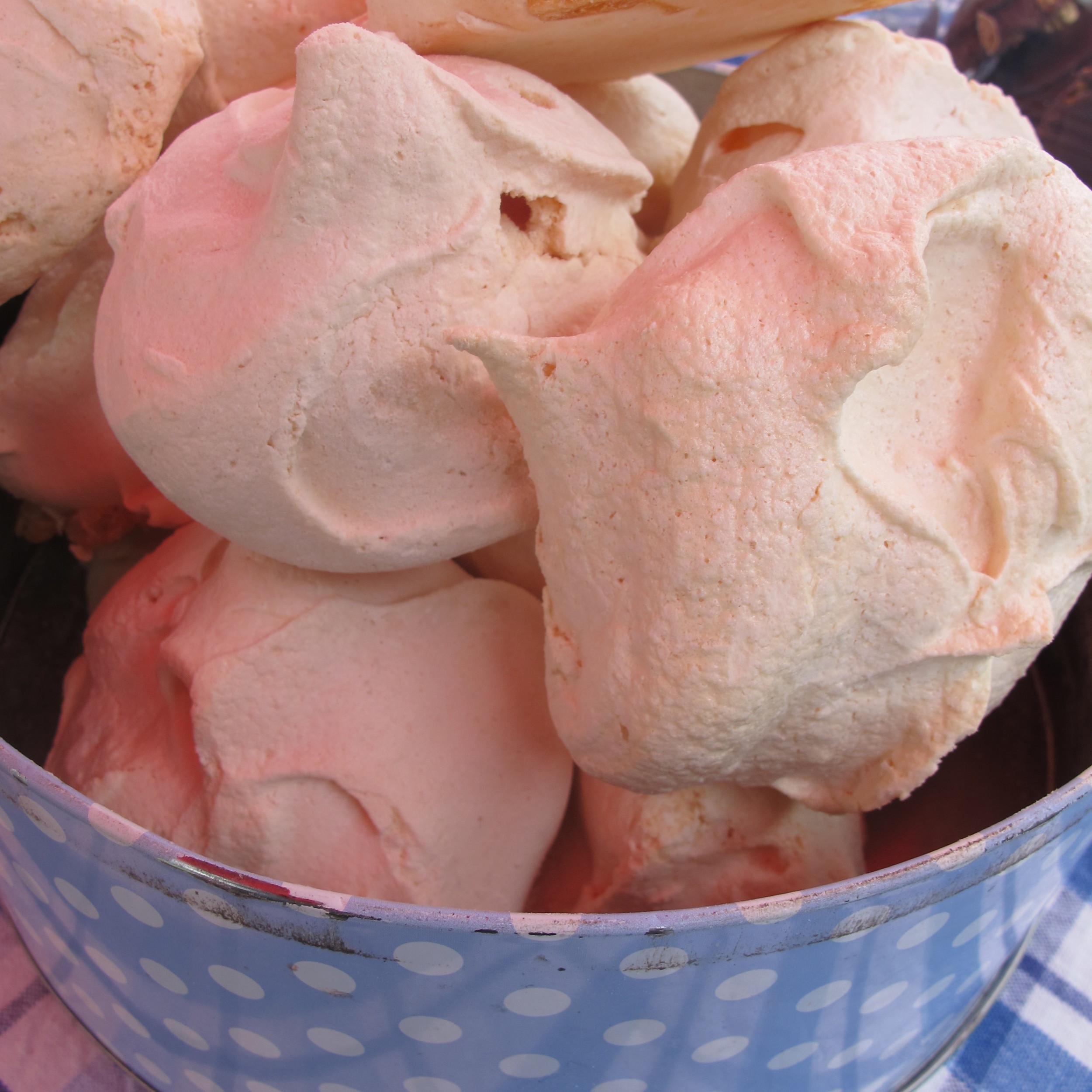 Annabel's legendary meringues
