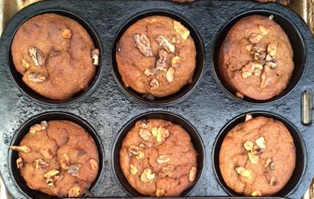 The markets best Vegan GF Sweet Muffin by Kernel