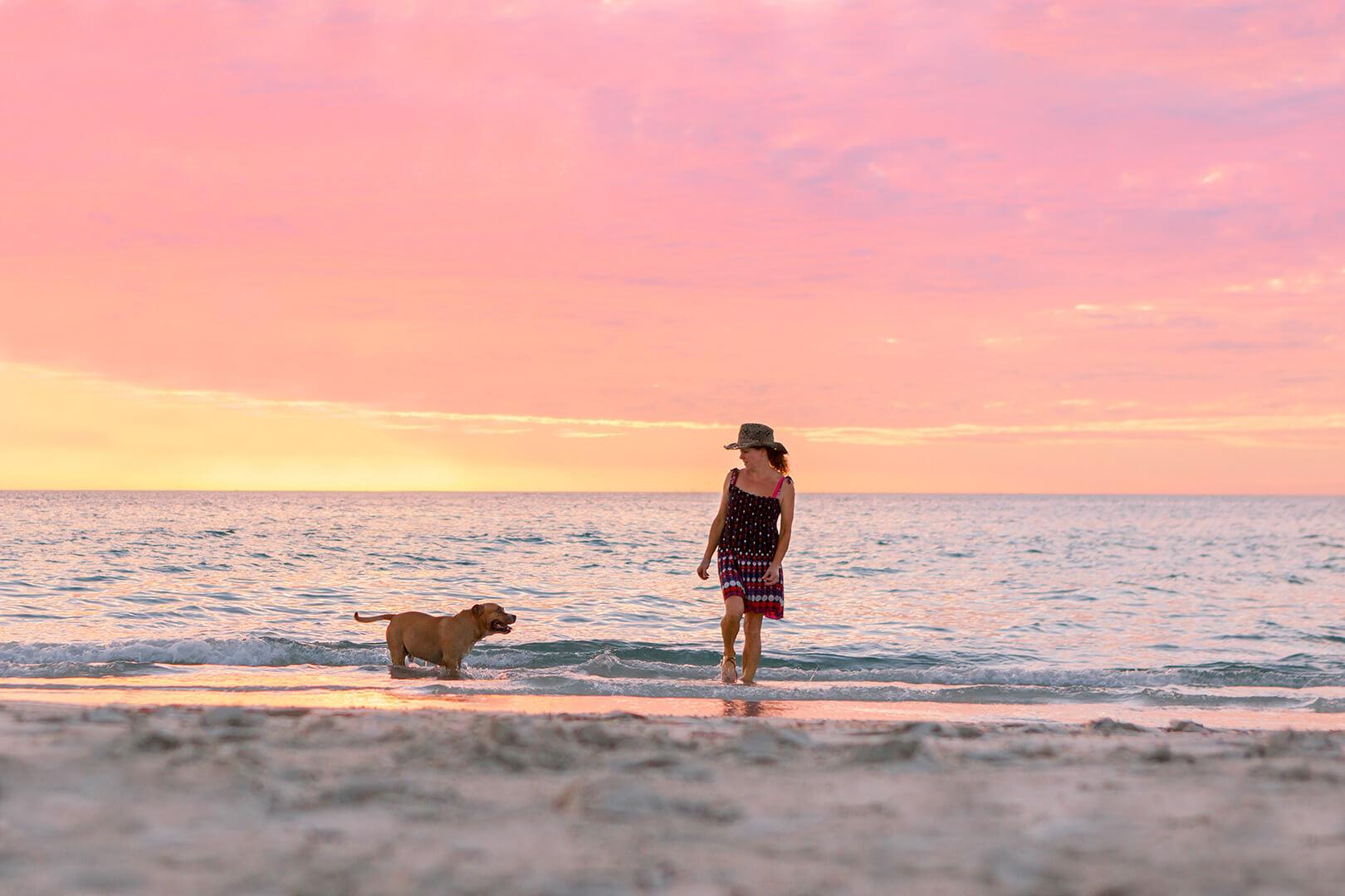 IMG_2560-Dog and Mum at sunset.jpg