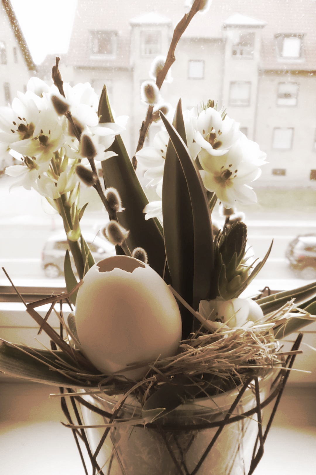 Easter blomsters