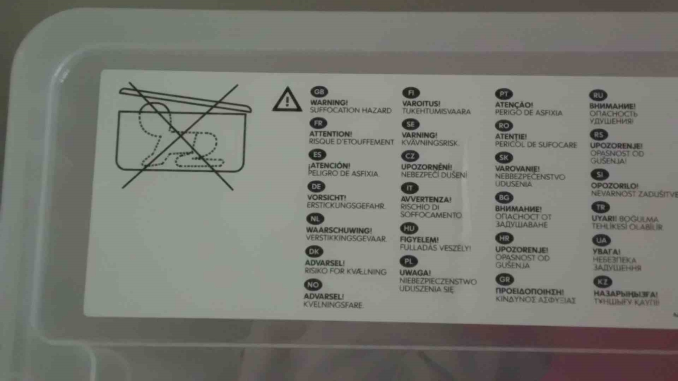 Where not to put BBB - thanks IKEA.