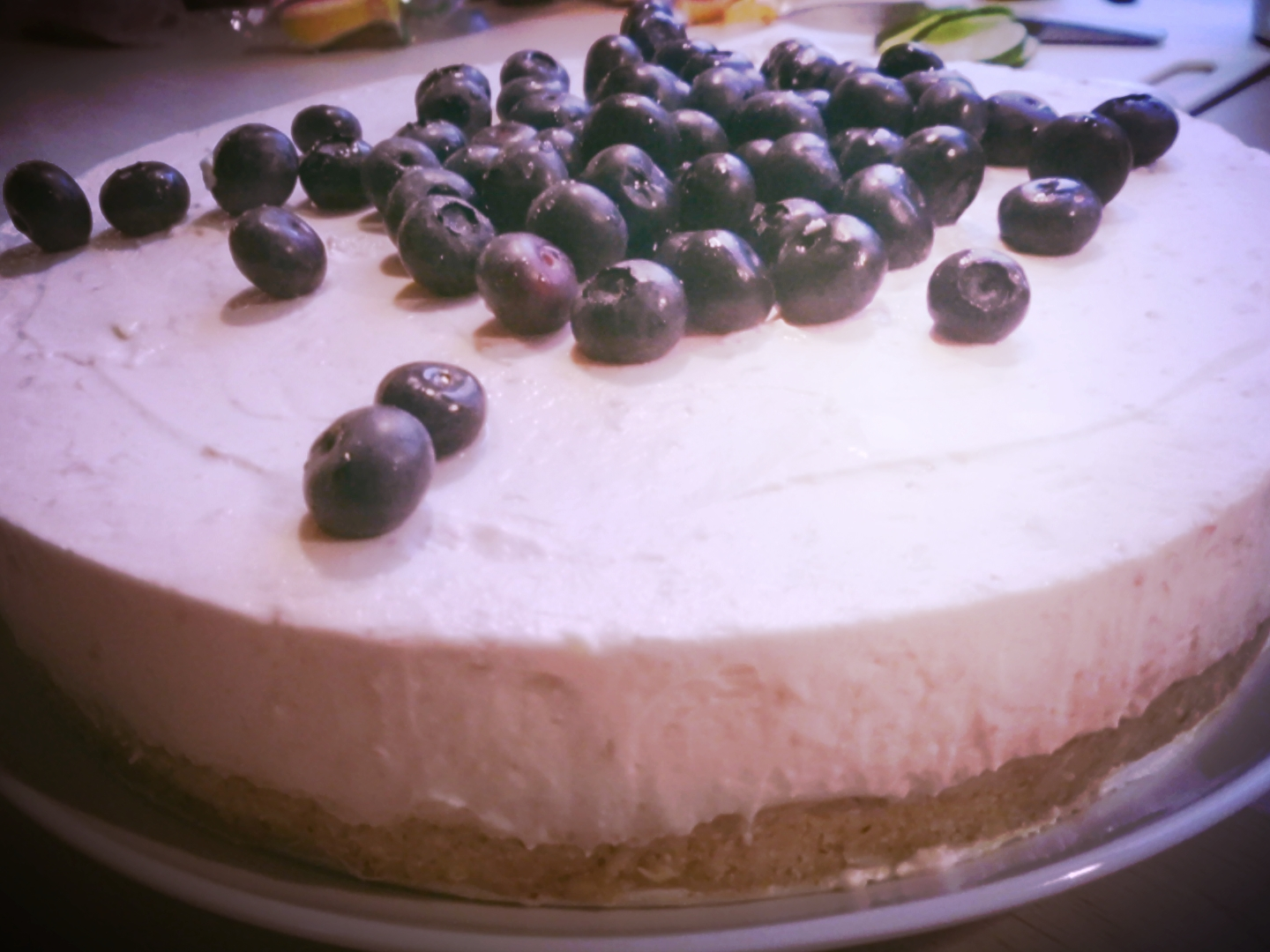 The Dane's cheesecake.  Thanks Chelsea Winter!