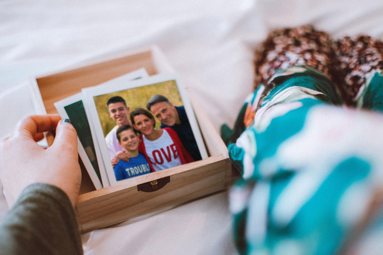 familieshoot fotoafdrukken