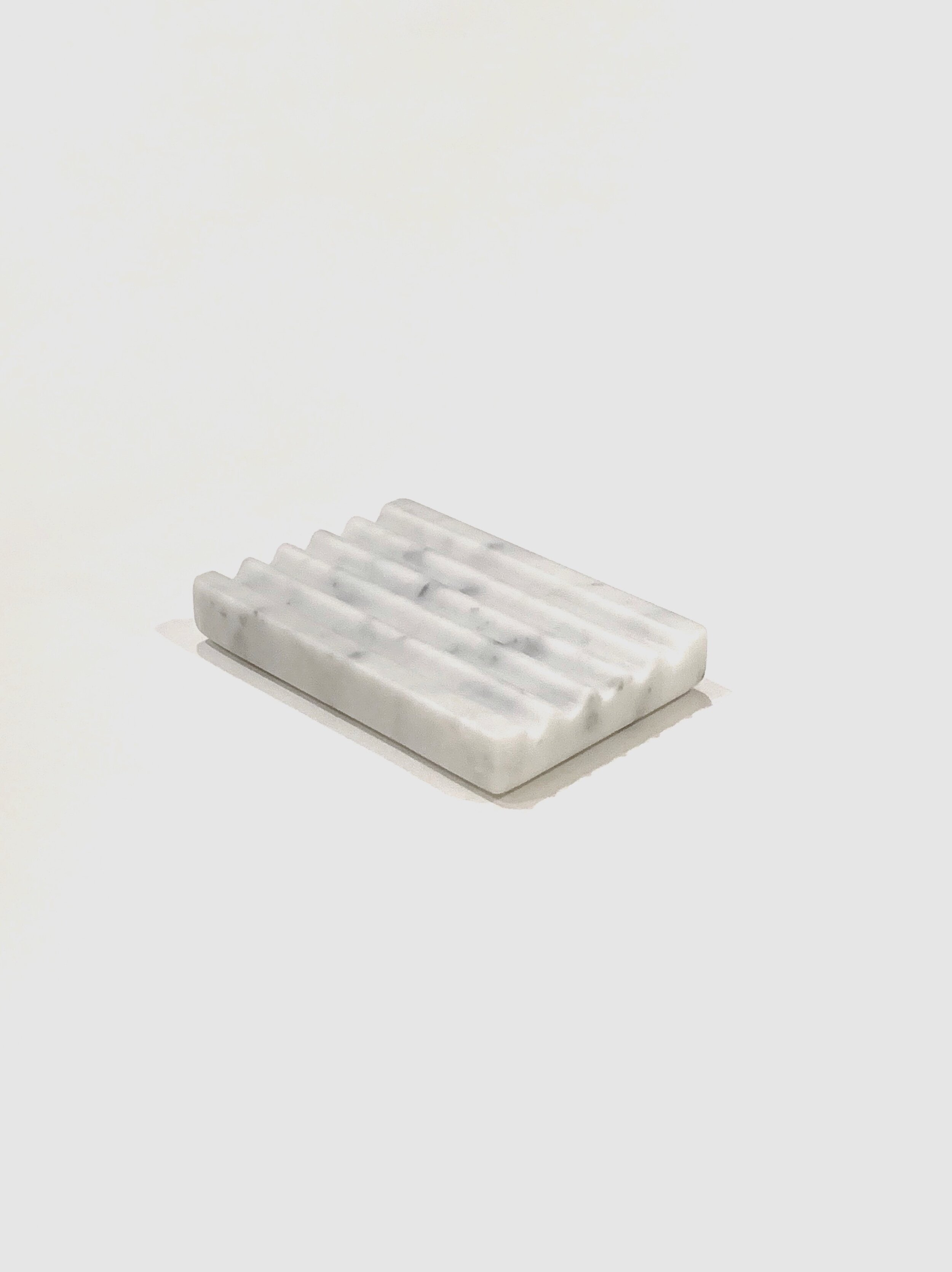 OMBAK   Marble soap dish  -   SIZE   12cm(W) x 8.5cm(D)  -   PRICE   Rp. 360.000