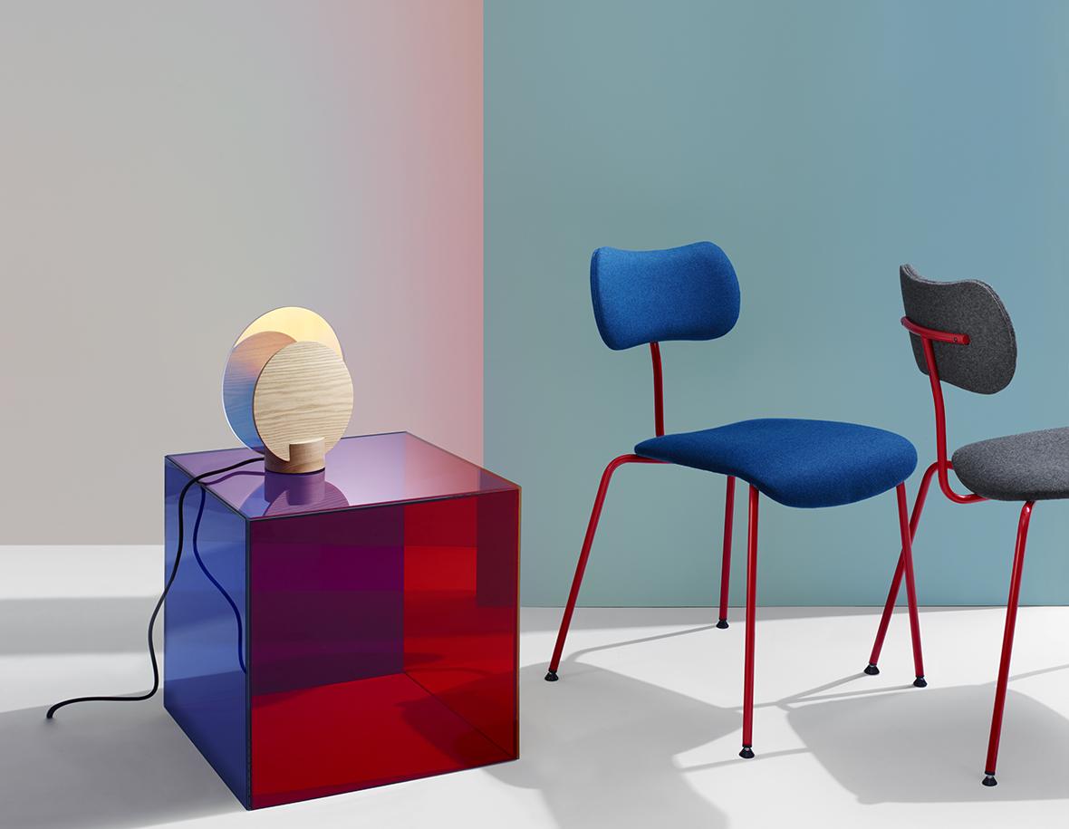 Giulio Cappellini & Antonio Facco | Luce Side table