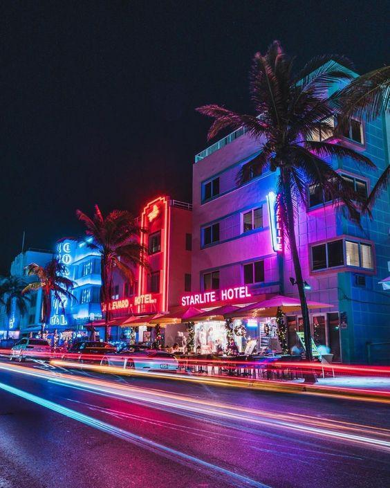 Ocean Drive by Diego Meneses