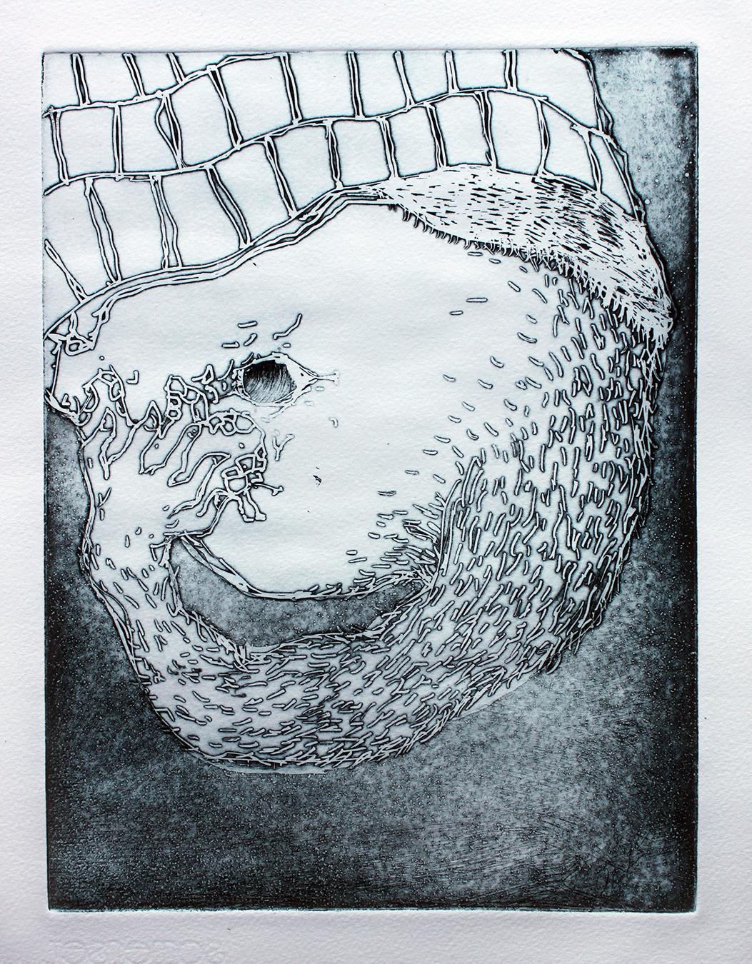 "Untitled (2011)   9""x12"""