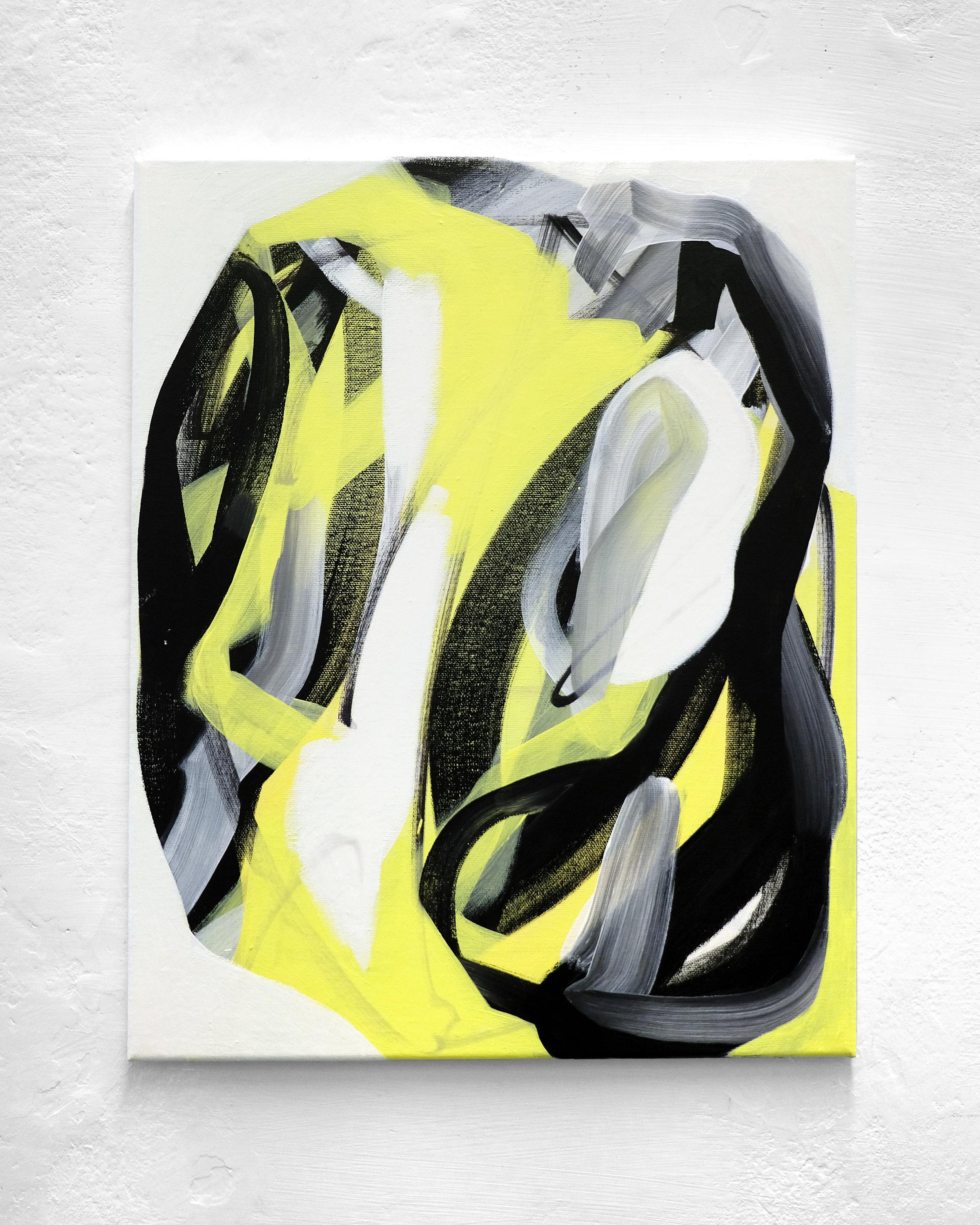 Pacific,acrylic on canvas, 50x40cm