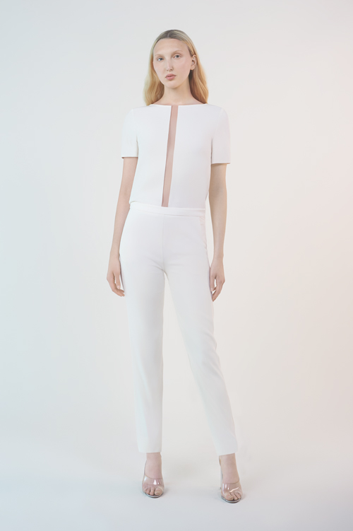 JULIA BLOUSE / IMOGENE TROUSER