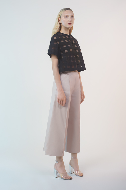 KELLY BLOUSE / PATSY TROUSER