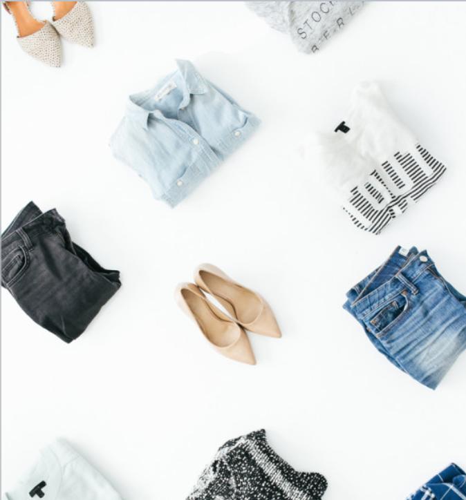 Kan du leve med 30 items i din garderobe? — Trendsales