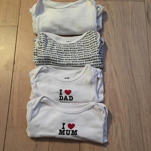 Til mor fra baby