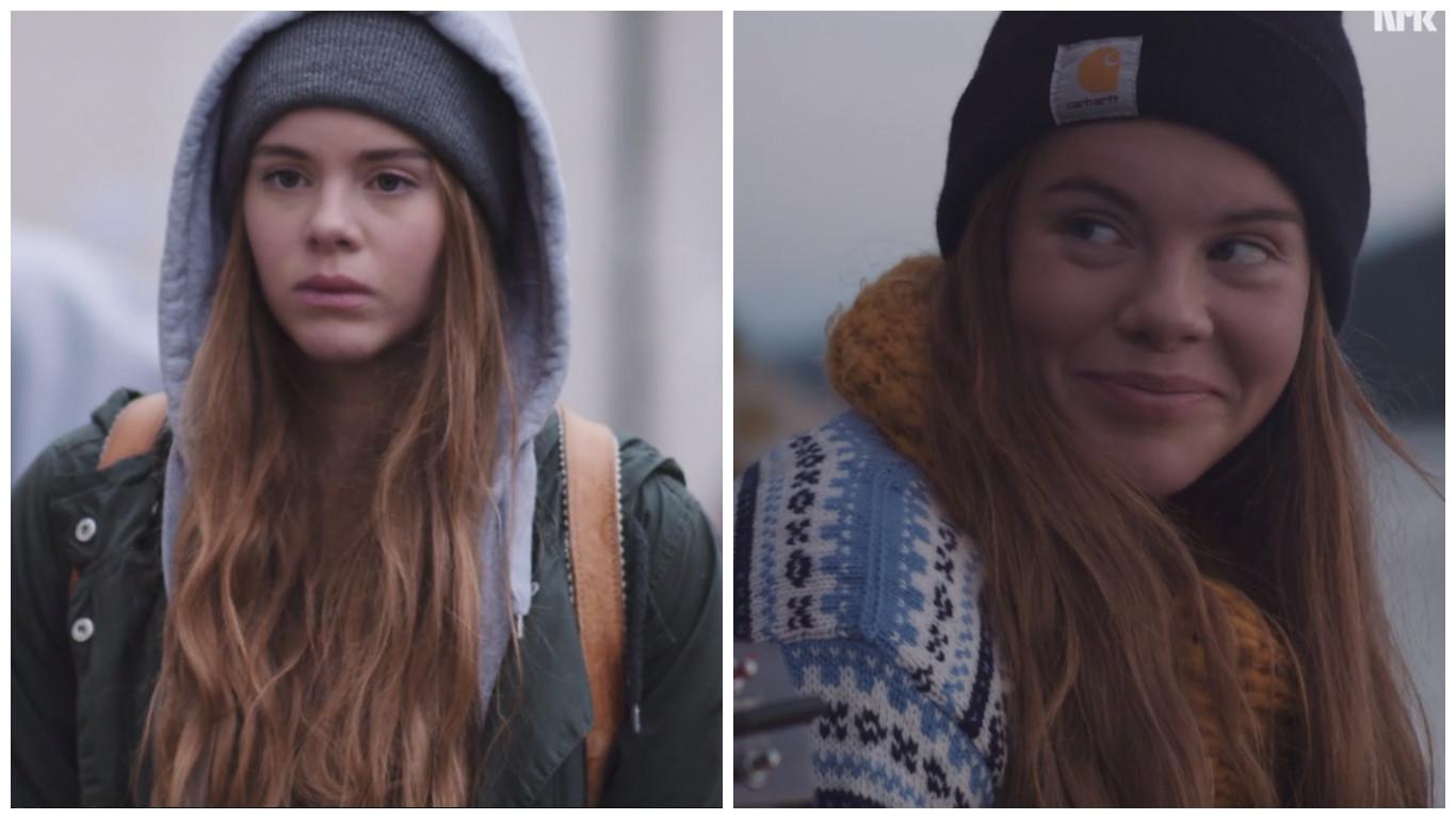 Rettighederne til billederne tilhører NRK TV