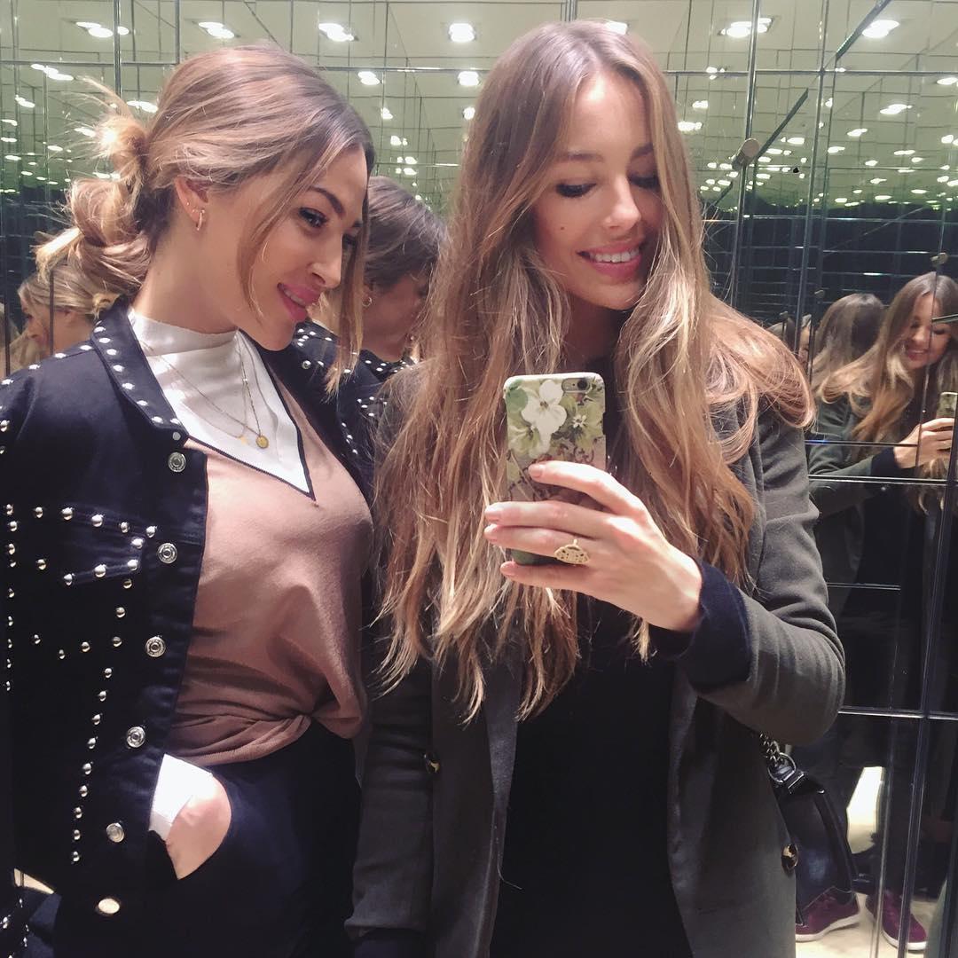 Sophie og Mathilde Gøhler