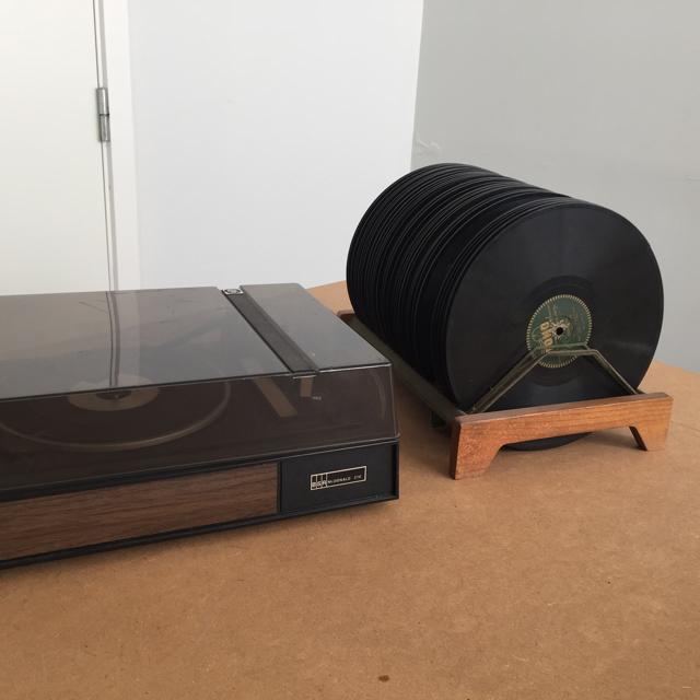Grammofon afspiller